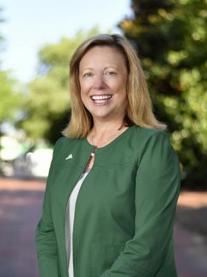 Chancellor Sharon L. Gaber